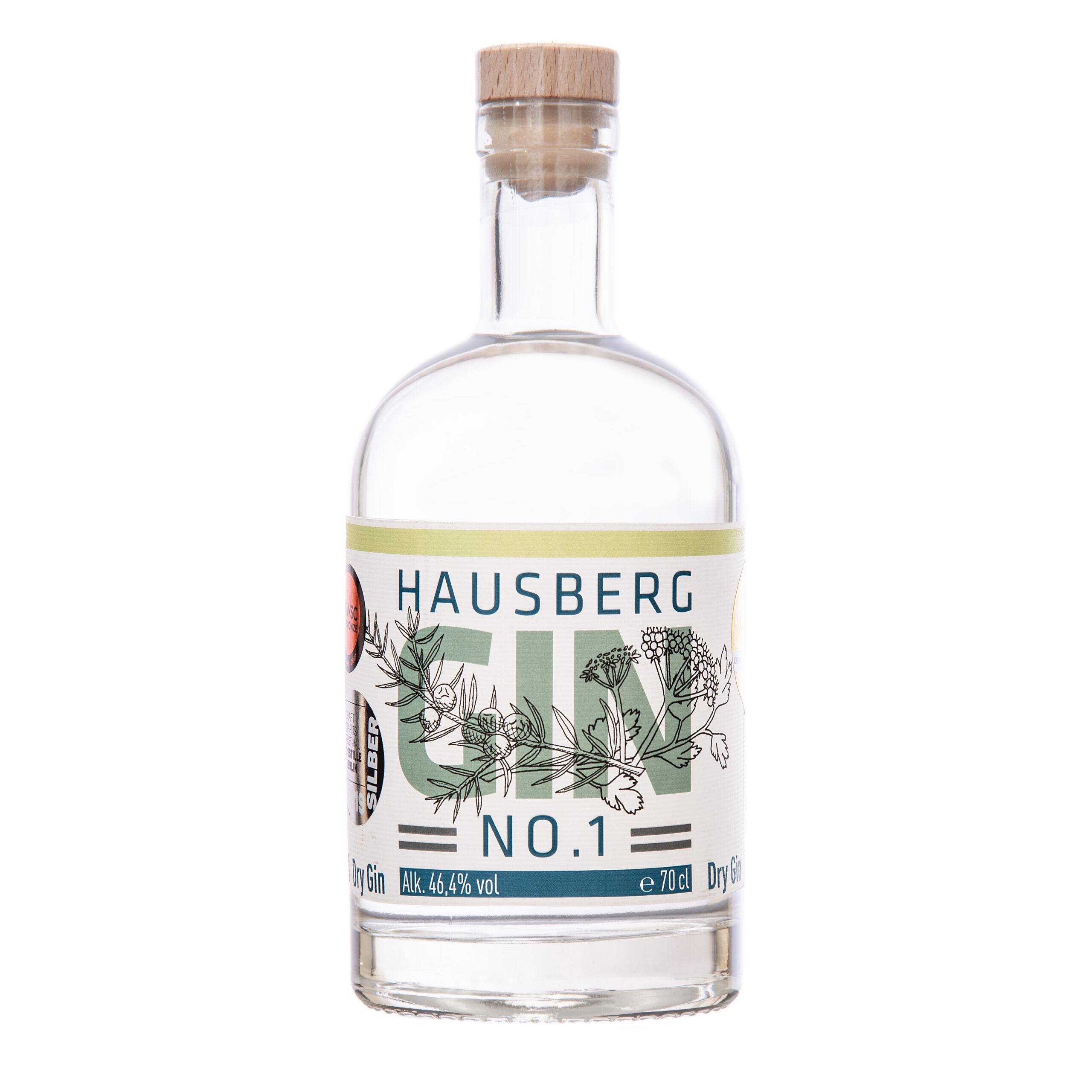 Gin No 1 07l 2020